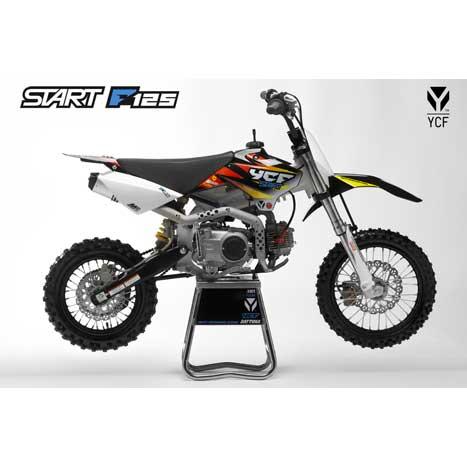 Dirt Bike YCF start F 125