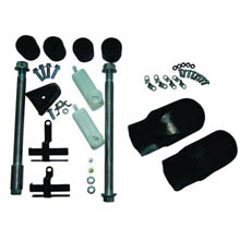 Kit Complet protection téflon Supermotard YCF