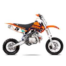 dirt bike apollo 125 rfz ktm dungey