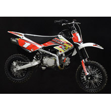 Dirt bike Pitster pro X5 140
