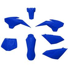 plastique YCF Bleu