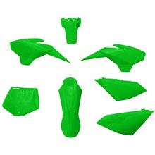plastique YCF Vert