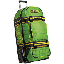 sac ogio green hive cross dirt bike Ogio