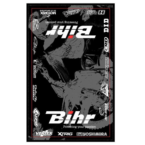 tapis competition dirt bike