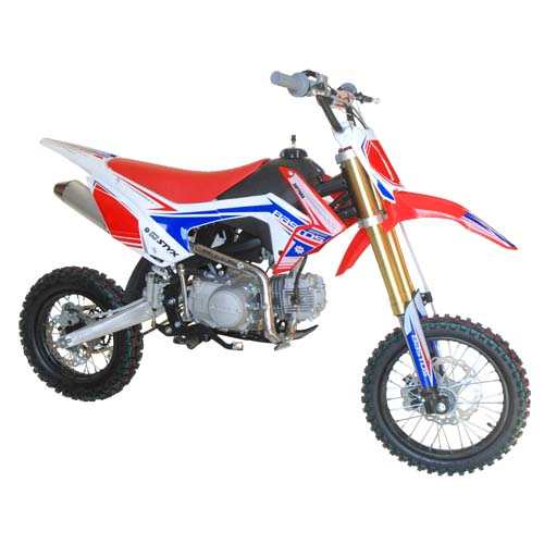 dirt bike bastos BP 125 2016