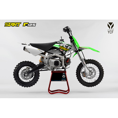 dirt bike ycf f125 start 2016 dirt bike. Black Bedroom Furniture Sets. Home Design Ideas