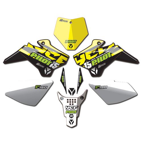 kit deco ycf 150 pilot 2015
