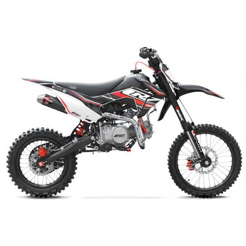 dirt bike crz 140 bw grande roue 2018 dirt bike. Black Bedroom Furniture Sets. Home Design Ideas