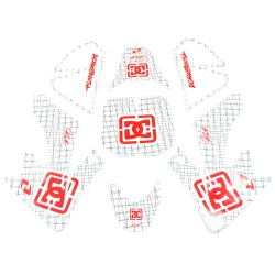 Kit decoration DC SHOES CRF 50 pour dirt bike