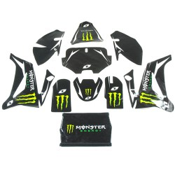 Kit deco MONSTER TTR pour dirt bike