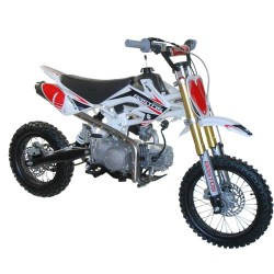 dirt bike bastos BS 125 semi automatique 2016