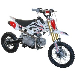 dirt bike bastos BS 125 2016
