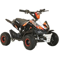 pocket quad enfant 50cc rouge