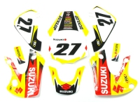 Kit deco KLX SUZUKI dirt bike