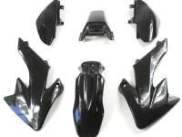 Kit plastique CRF 50 noir dirt bike